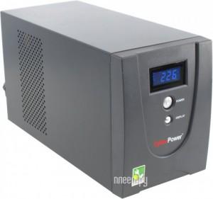 Купить Источник бесперебойного питания CyberPower VALUE1200ELCD