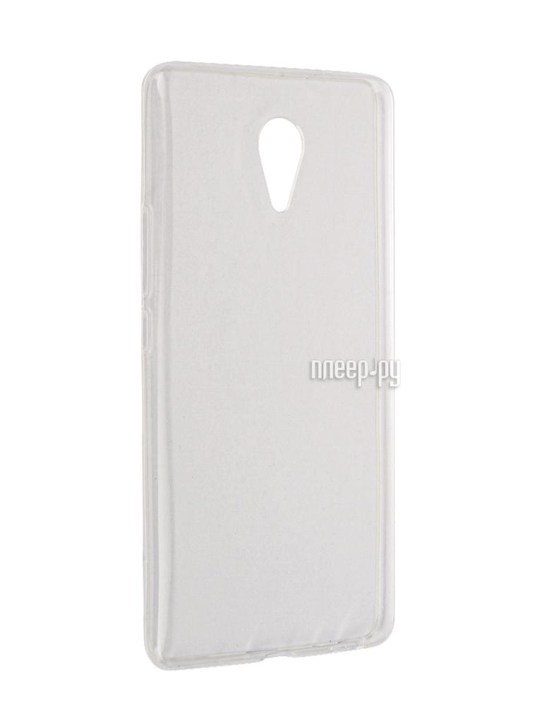 Аксессуар Чехол Meizu M3 Max BoraSCO 0.5mm Transparent BRS-MEIM3M-C-TPU