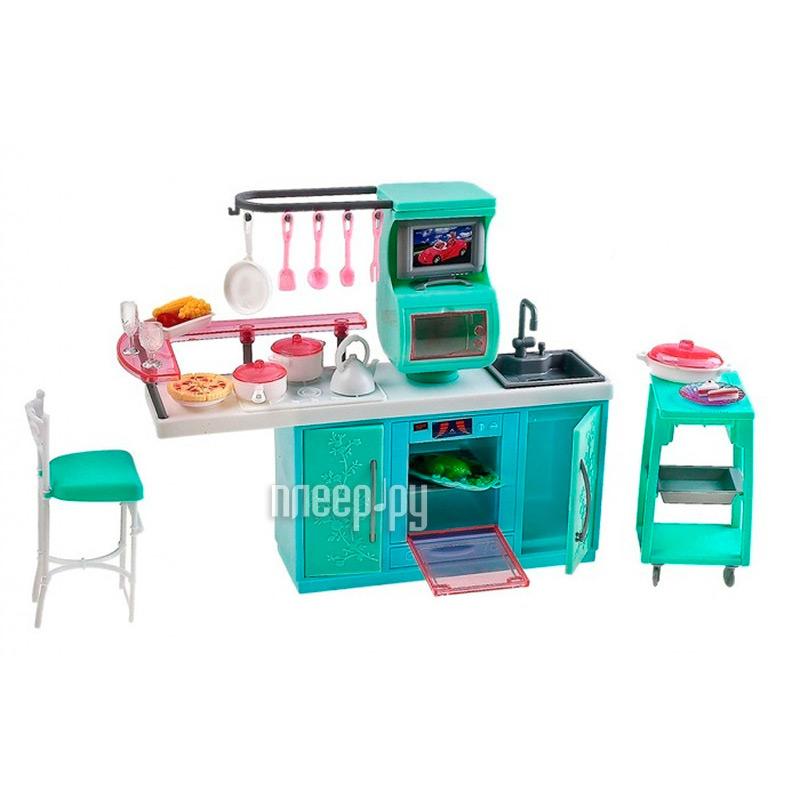 Игра 1Toy Красотка набор мебели для кукол, кухня Т52113