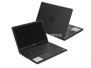 Купить Ноутбук Dell Inspiron 3567 3567-7855 (Intel Core i3-6006U 2.0 GHz/4096Mb/500Gb/DVD-RW/Intel HD Graphics/Wi-Fi/Bluetooth/Cam/15.6/1366x768/Linux)