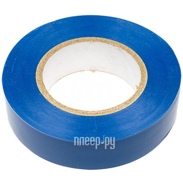 Изолента Rexant 15mm х 10m Blue 09-2005