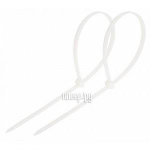 Купить Стяжки нейлоновые Rexant 250x4.0mm (100шт) White 07-0250-1
