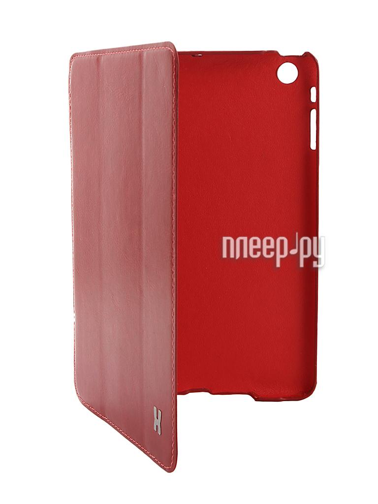 Аксессуар Чехол LuxCase Premium для iPad mini Red 10359