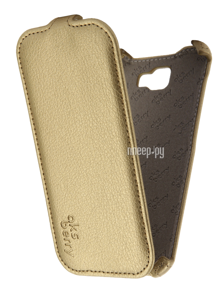 Аксессуар Чехол Samsung SM-G570 Galaxy J5 Prime Aksberry Gold