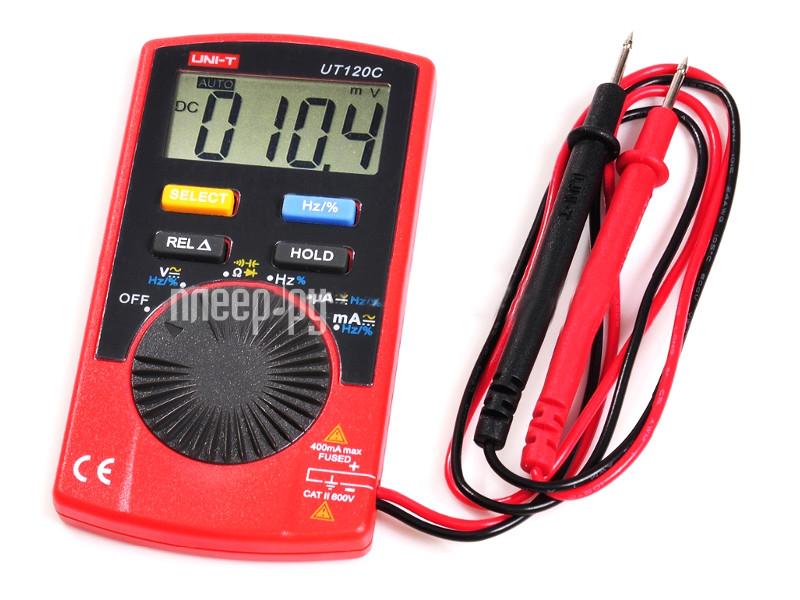 Мультиметр UNI-T UT120C