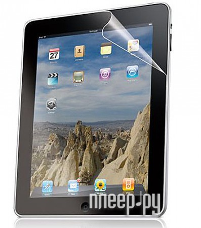 Аксессуар Защитная пленка iPad 2 / iPad 3 New / iPad 4 Ainy / EcoStyle / Media Gadget Premium  Pleer.ru  603.000