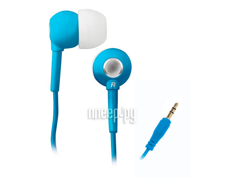 Наушники BBK EP-1200S Blue