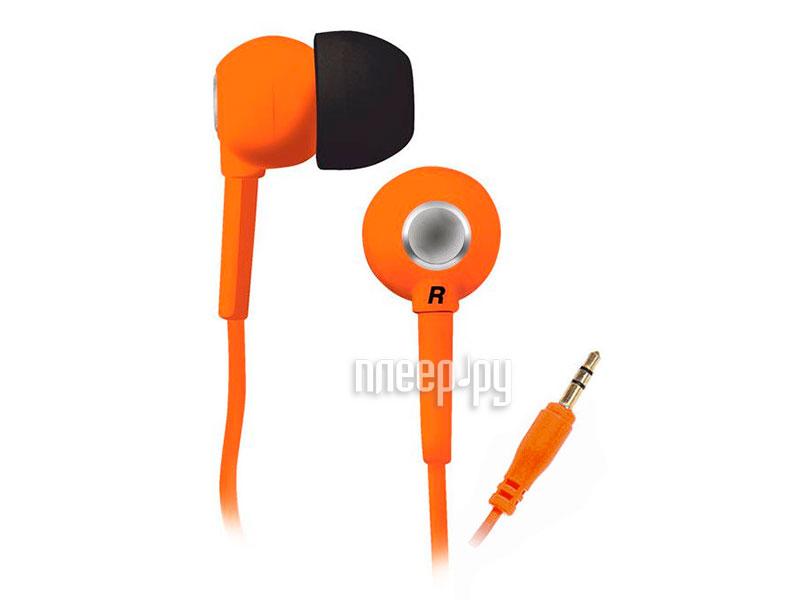 Наушники BBK EP-1200S Orange