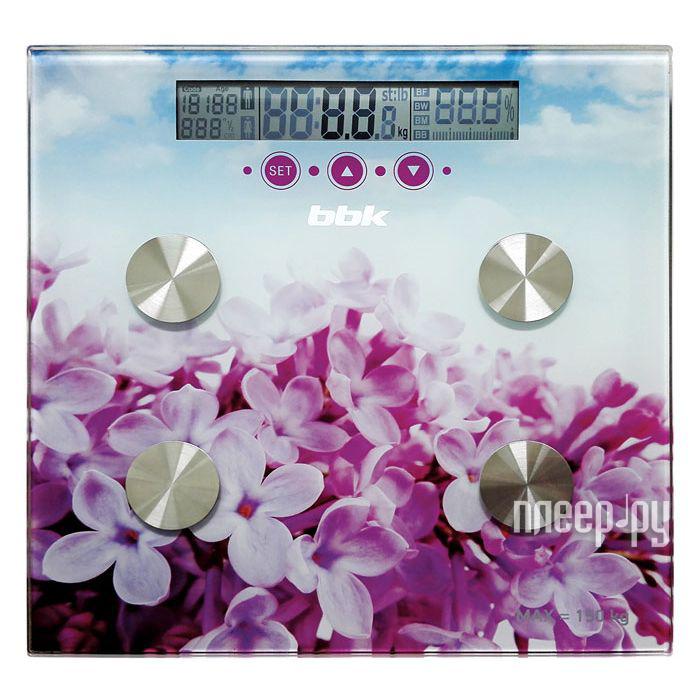 Весы BBK BCS7000 Purple-Pink