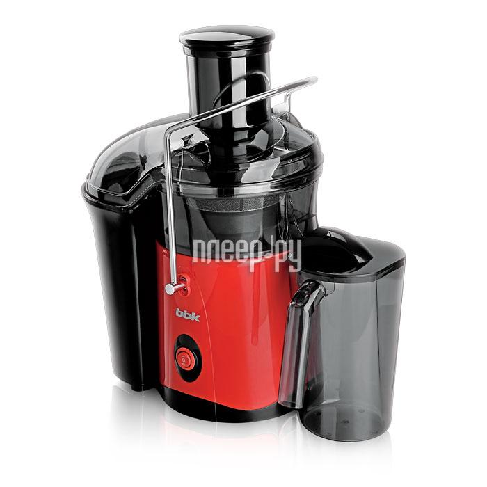 Соковыжималка BBK JC060-H01 Black-Red