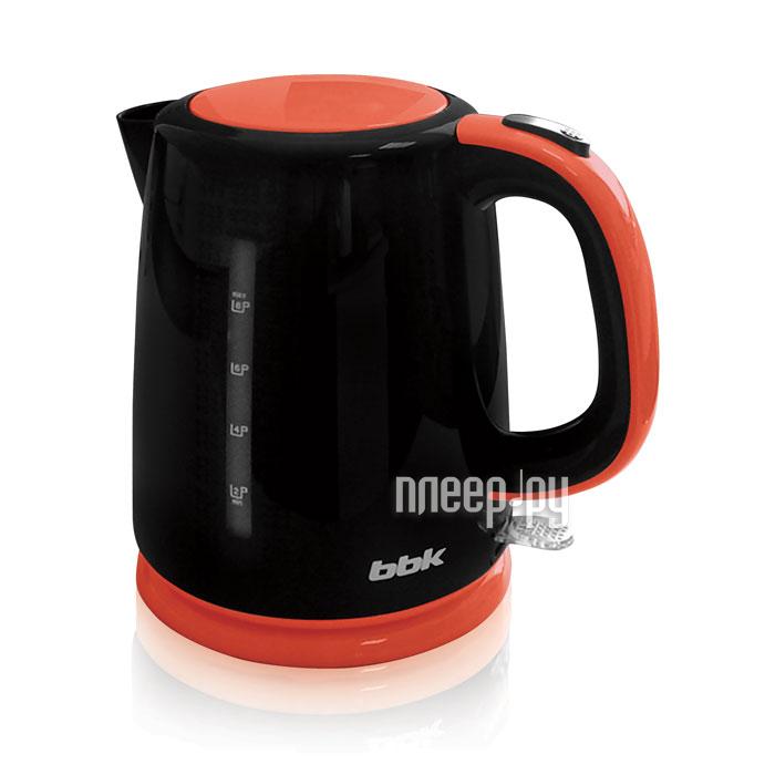 Чайник BBK EK1730P Black-Orange