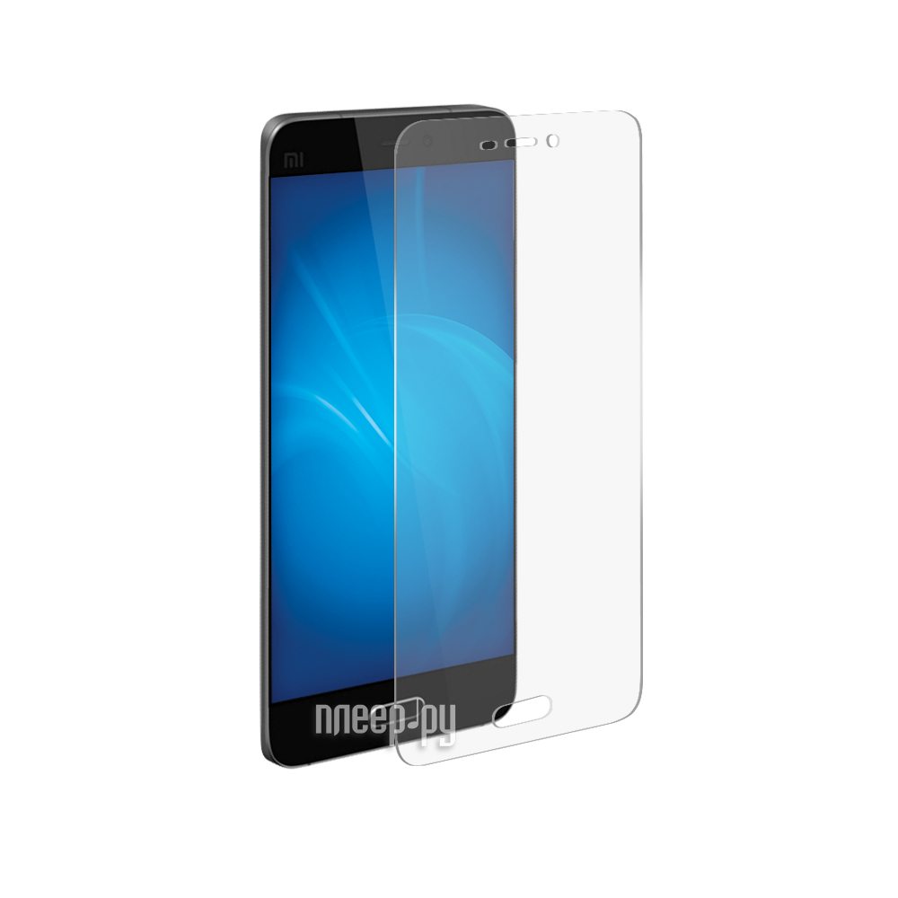 Аксессуар Защитная пленка Xiaomi Mi5S LuxCase суперпрозрачная 54871 за 274 рублей