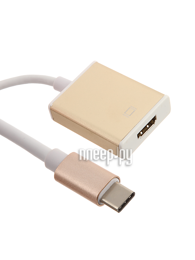 Аксессуар Palmexx USB C-HDMI PX/CBL-USBC-HDMI Golden