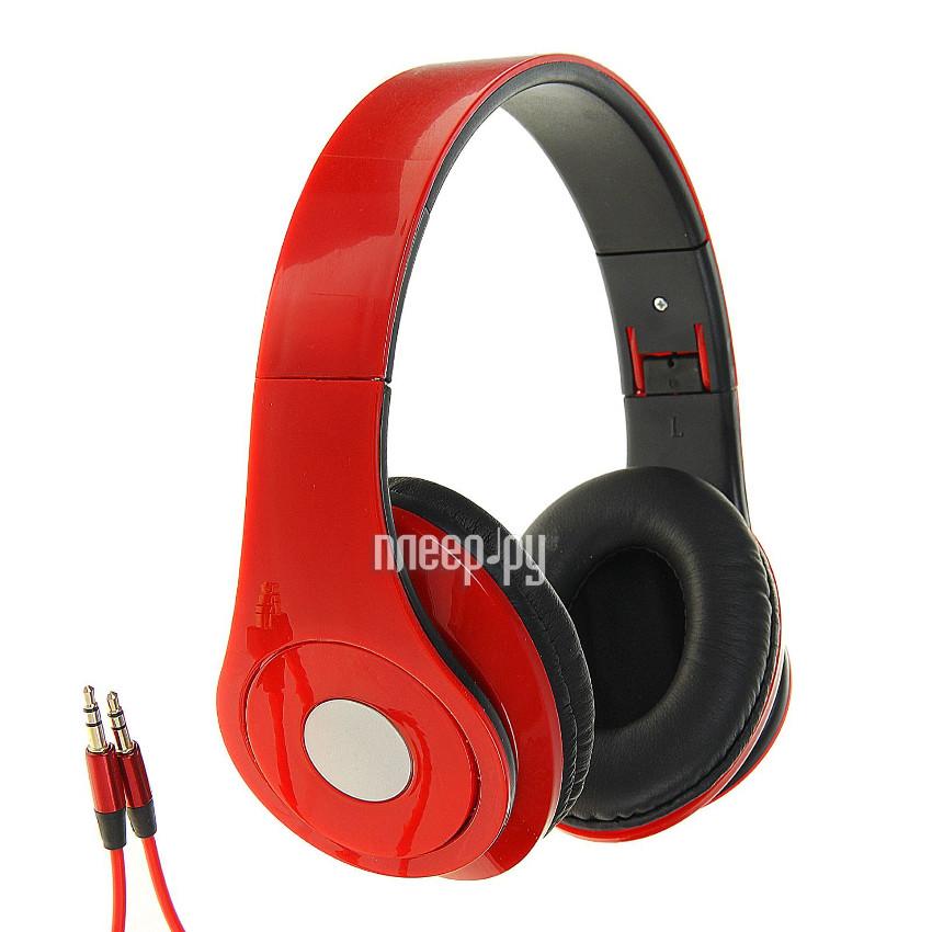 Наушники Luazon 859833 Red за 1250 рублей