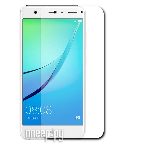 Аксессуар Защитная пленка Huawei Nova LuxCase прозрачная на весь экран 88652