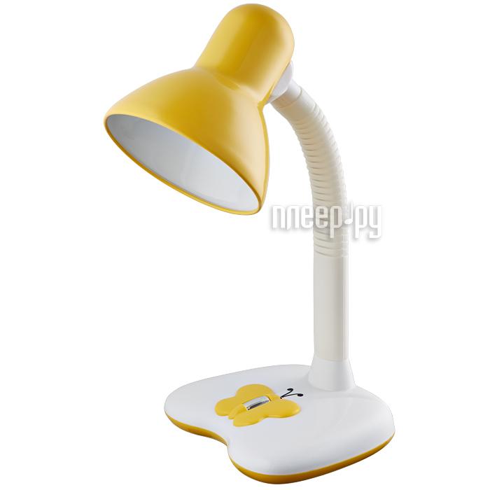 Лампа Perfecto Light 15-0007/Y Бабочка Yellow