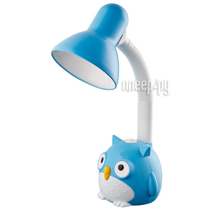 Лампа Perfecto Light 15-0008/BL Сова Blue