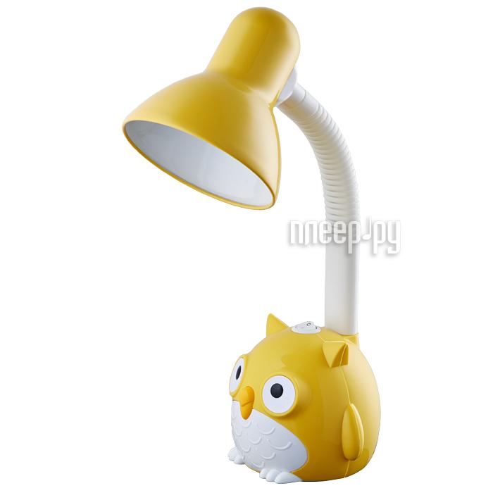 Лампа Perfecto Light 15-0008/Y Сова Yellow