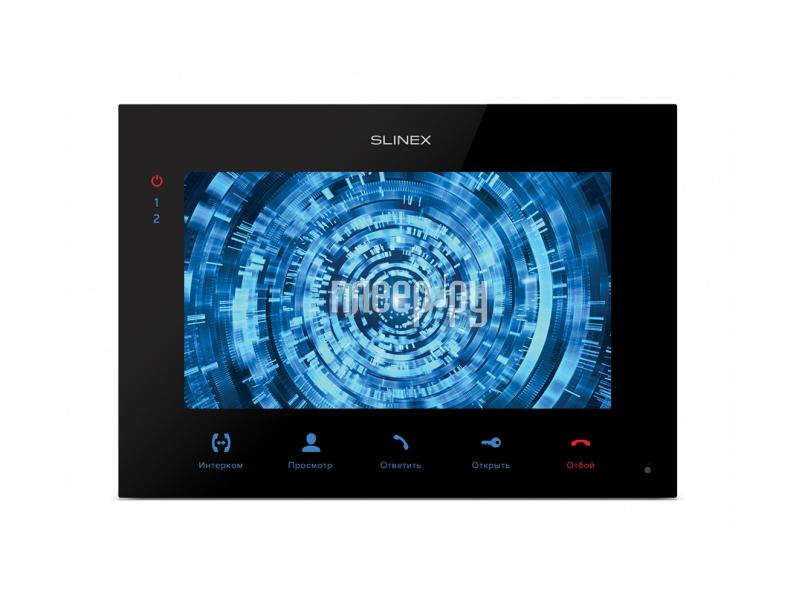 Видеодомофон Slinex SQ-07MT Black