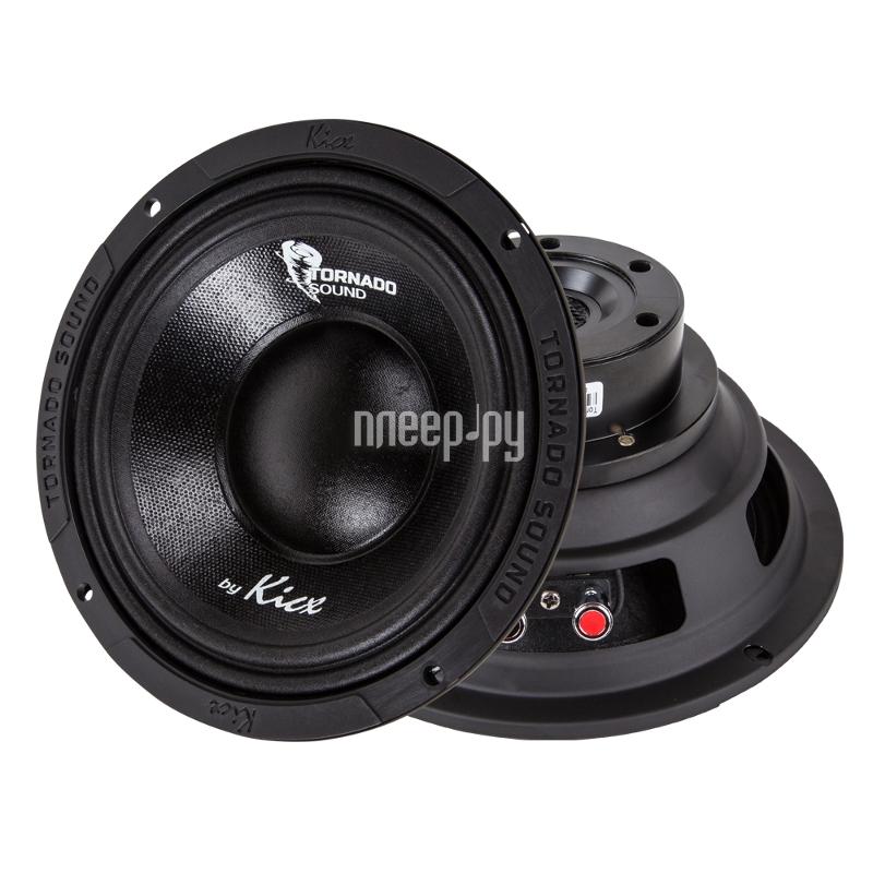 Автоакустика Kicx Tornado Sound 6.5BP