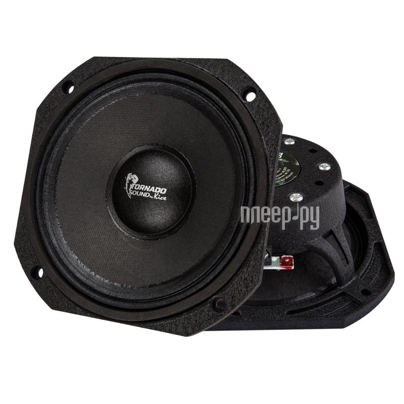 Автоакустика Kicx Tornado Sound 6.5EN