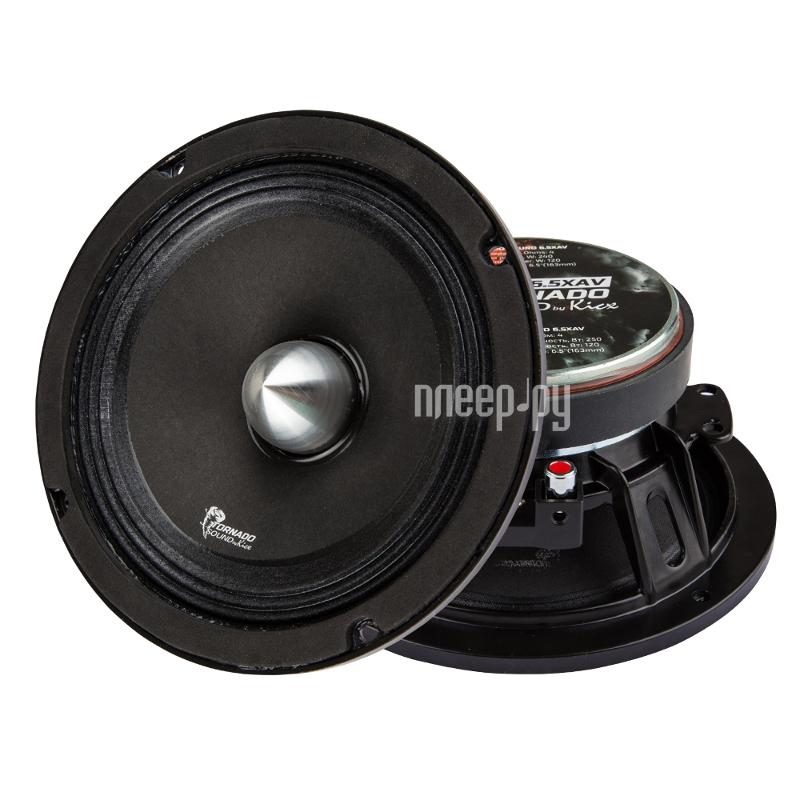 Автоакустика Kicx Tornado Sound 6.5XAV
