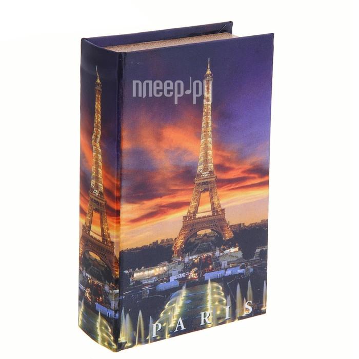 Шкатулка СИМА-ЛЕНД Сейф-книга Романтика Парижа 680642