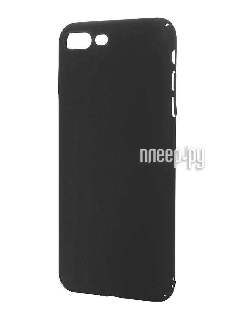 Аксессуар Чехол iBox Fresh для APPLE iPhone 7 Plus Black