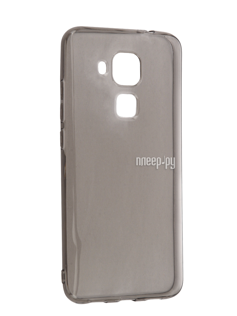 Аксессуар Чехол Huawei Nova Plus iBox Crystal Grey