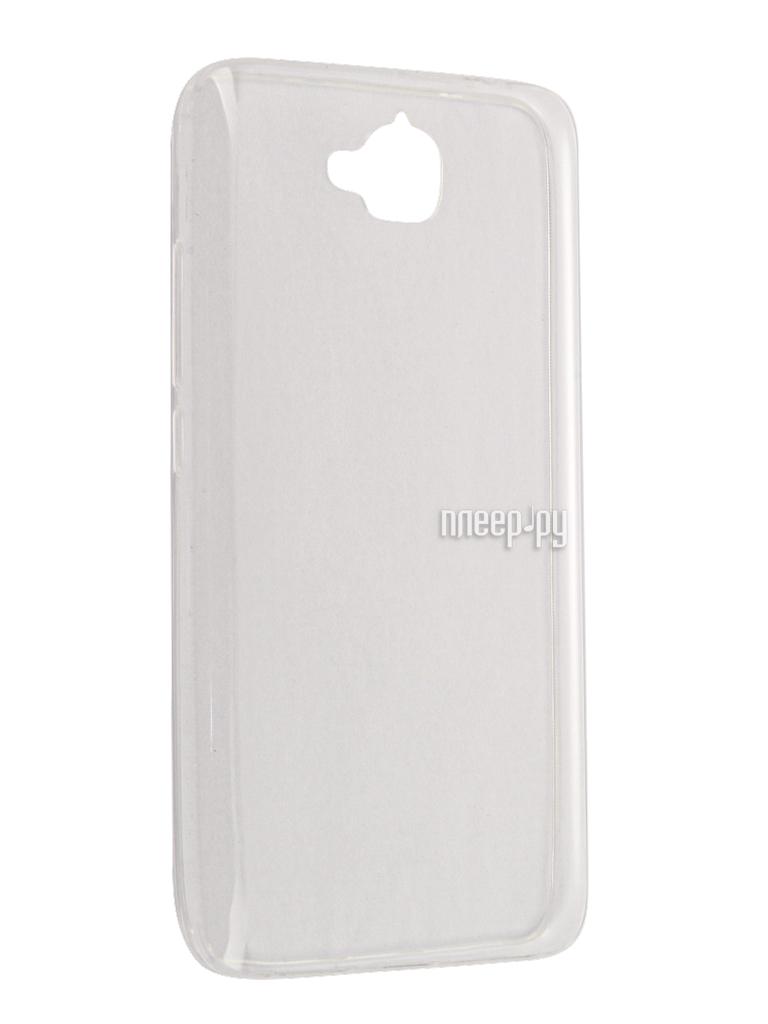 Аксессуар Чехол Huawei Honor 4c Pro iBox Crystal Transparent купить