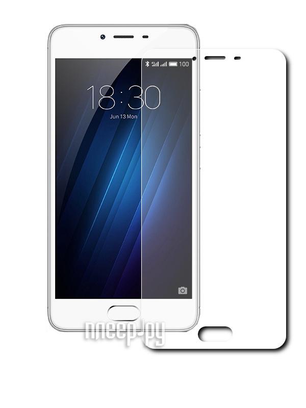 Аксессуар Защитное стекло Meizu M3s mini Red Line Full Screen Tempered Glass