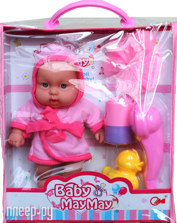 Кукла Город игр Baby MayMay GI-6422