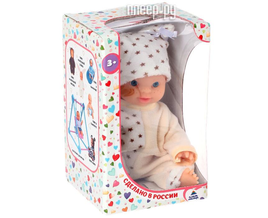 Кукла Пластмастер Пупс Лапуля 10215