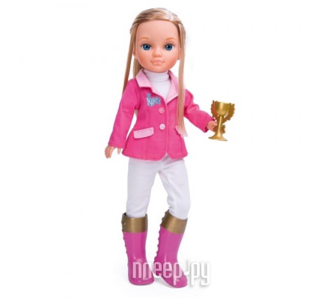 Кукла Famosa Ненси-спортсменка Конный спорт