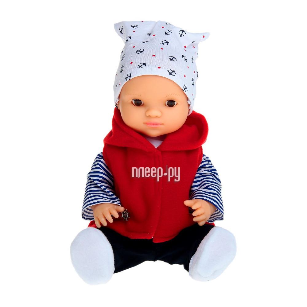 Кукла Пластмастер Пупс Тимошка 10199
