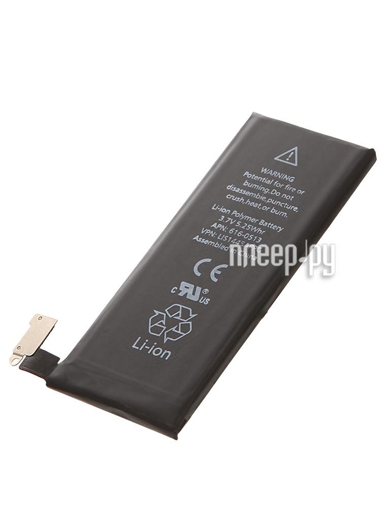 Аккумулятор 4parts для APPLE iPhone 4 3.7V 1420mAh 5.25Wh SPB-iP4