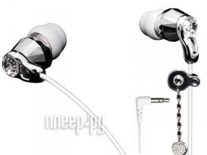 Наушники Fischer Audio Una Silver  - купить со скидкой