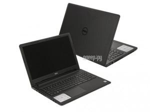 Купить Ноутбук Dell Inspiron 3567 Black 3567-8609 (Intel Core i3-6006U 2.0 GHz/4096Mb/1000Gb/DVD-SM/AMD Radeon R5 M430 2048Mb/Wi-Fi/Bluetooth/Cam/15.6/1366x768/Linux)