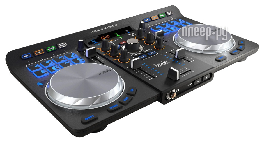 Пульт Hercules Universal DJ 4780773