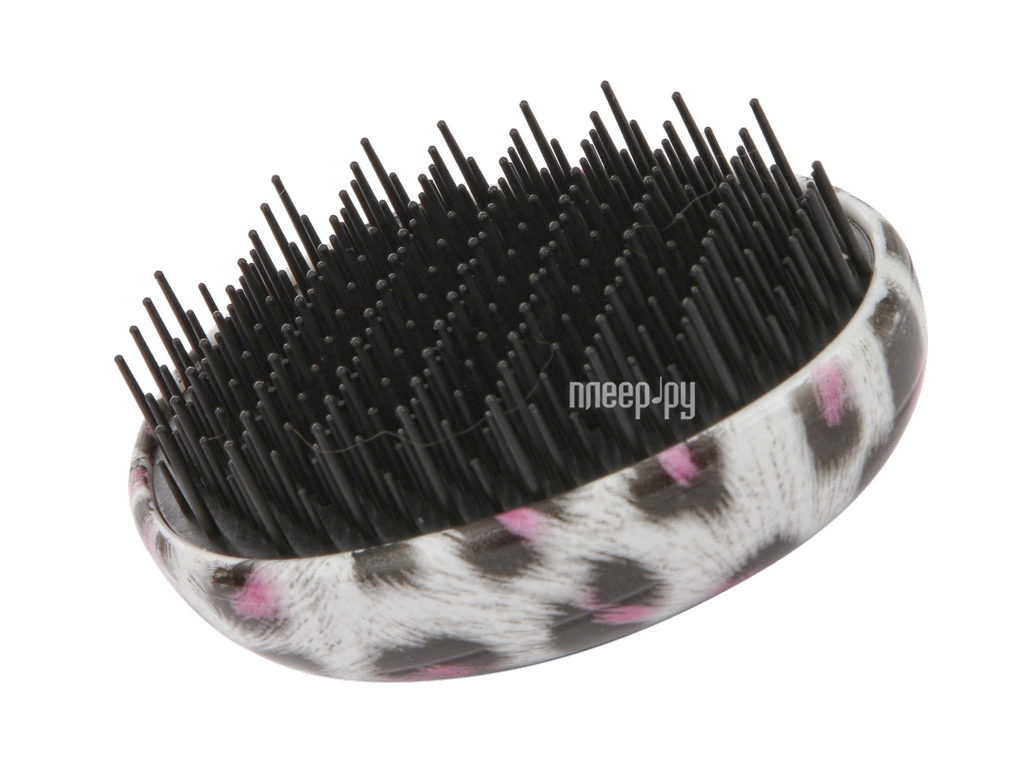 Расческа Beautypedia Compact Pink Leopard
