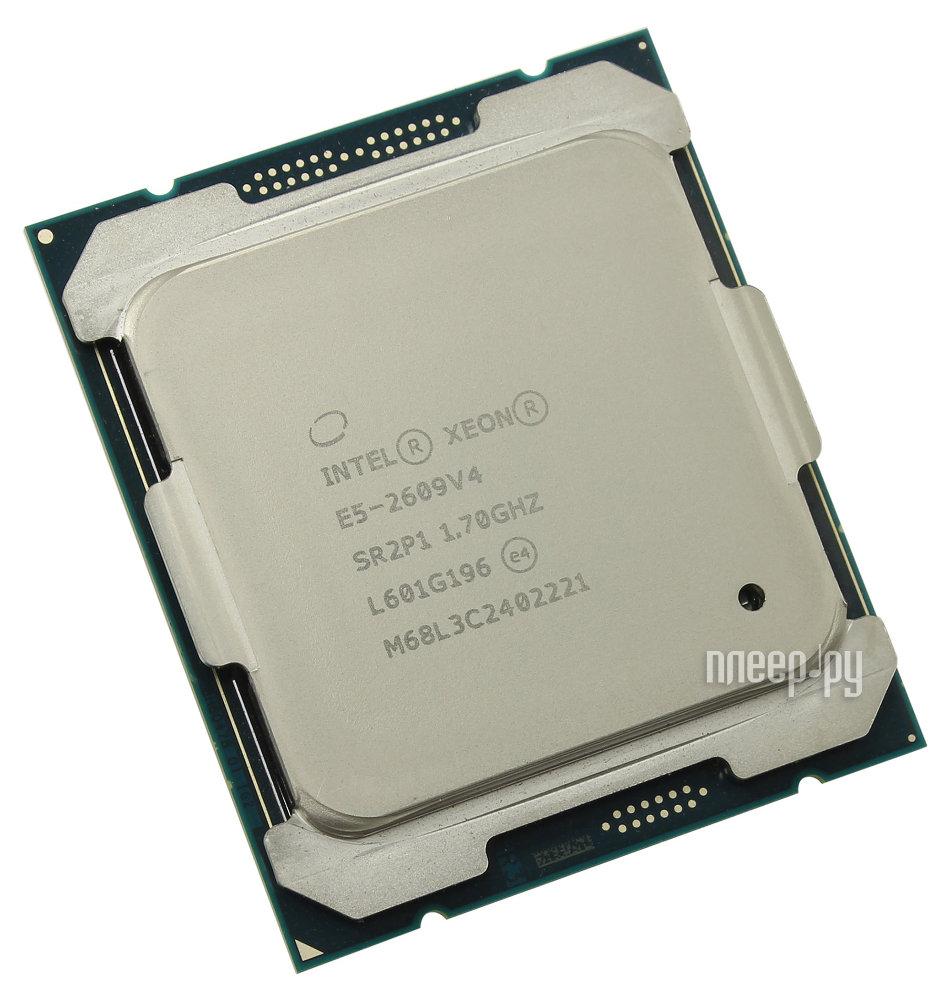 Процессор Intel Xeon E5-2609V4 Broadwell-EP (1700MHz/LGA2011-3/L3 20480Kb)
