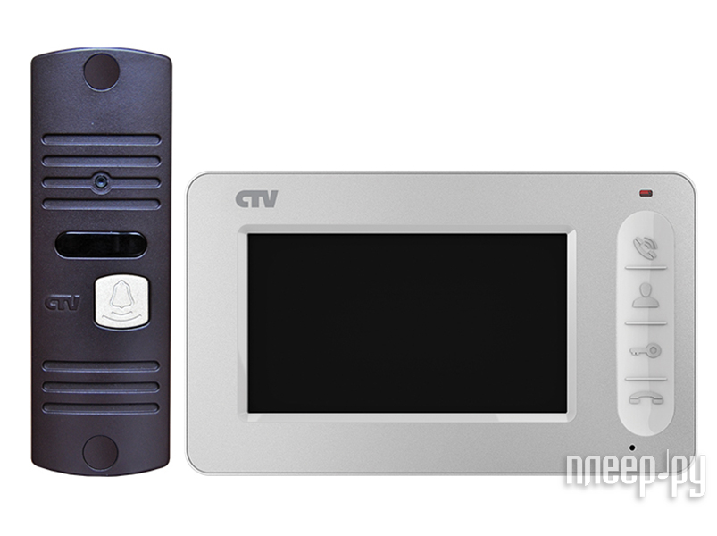 Комплект CTV CTV-DP400 W White