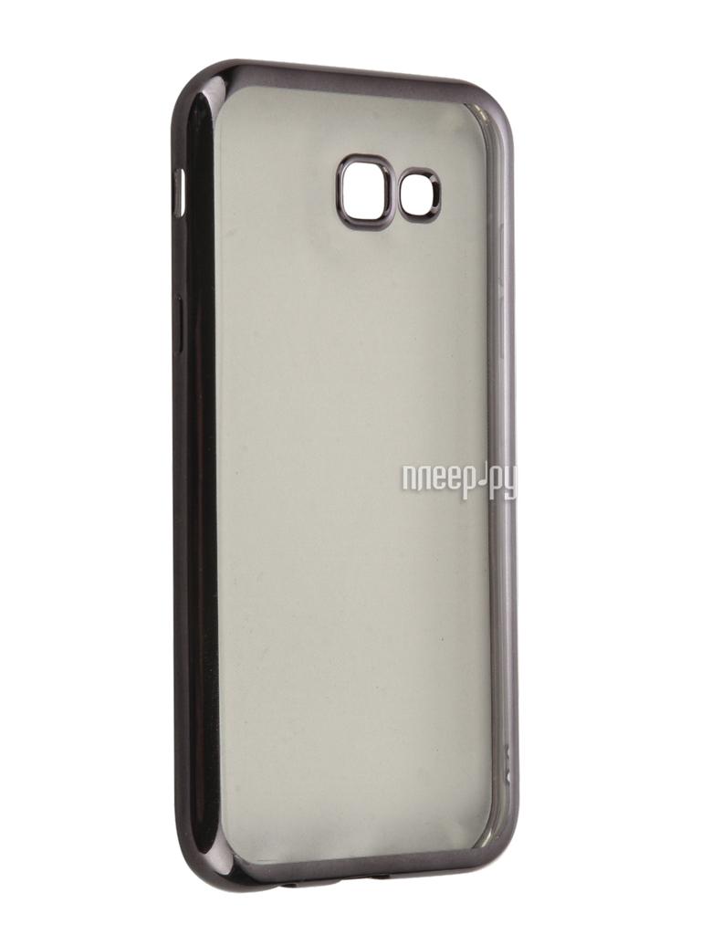 Аксессуар Чехол Samsung Galaxy J7 2016 J710 Zibelino Ultra Thin Case Black ZUTC-SAM-J7-2016-BLK