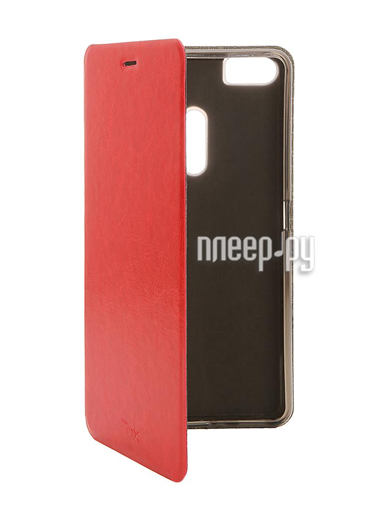 Аксессуар Чехол ASUS ZenFone 3 ZU680KL SkinBox Shield 4People Red