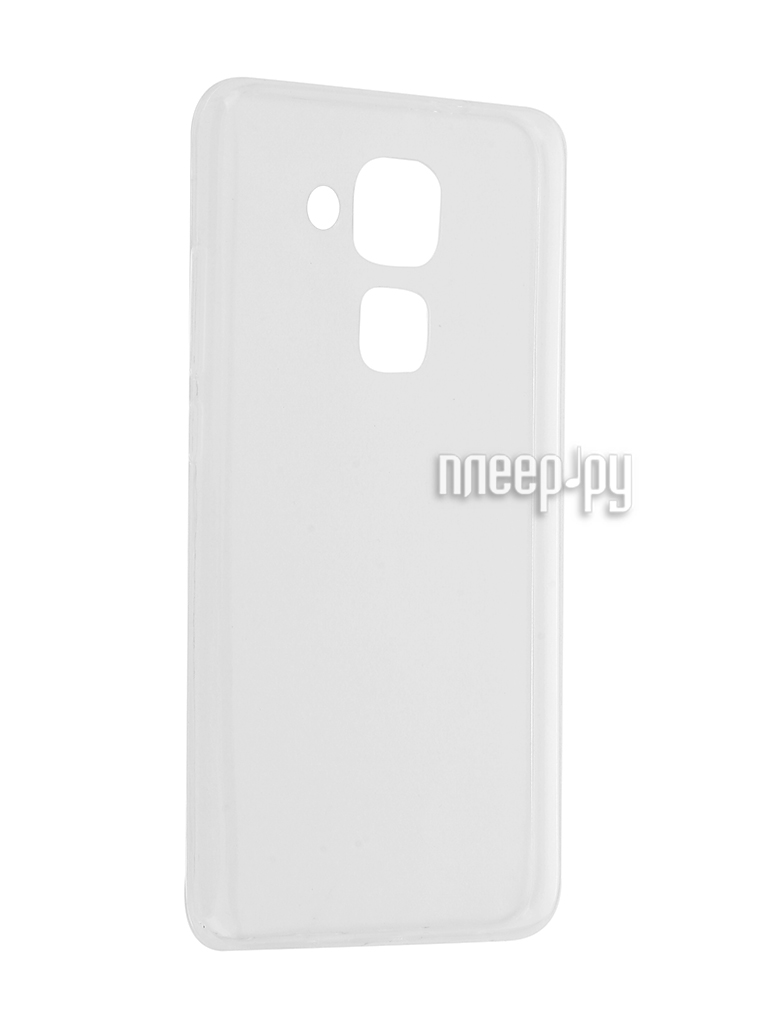 Аксессуар Чехол Huawei Nova Plus SkinBox Slim Silicone Transparent T-S-HNP-006