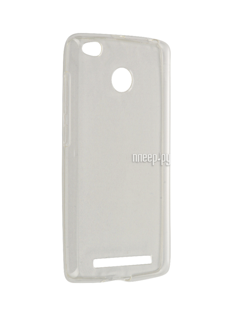 Аксессуар Чехол-накладка Xiaomi 3X с