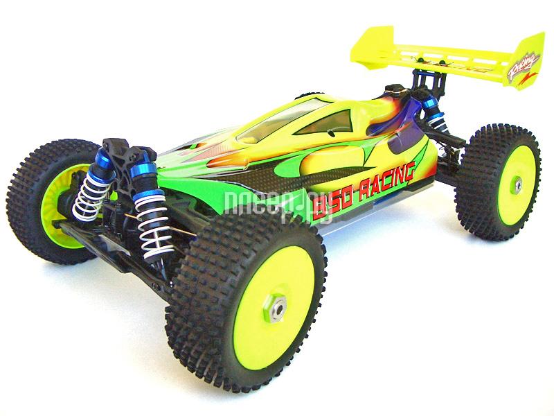 Радиоуправляемая игрушка BSD Racing BS809T