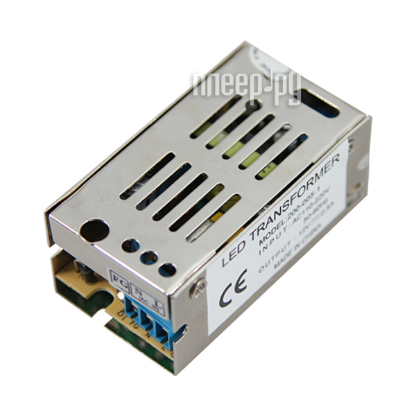 Блок питания Rexant 110-220V AC/12V DC 0.5A 5W IP23 200-005-1