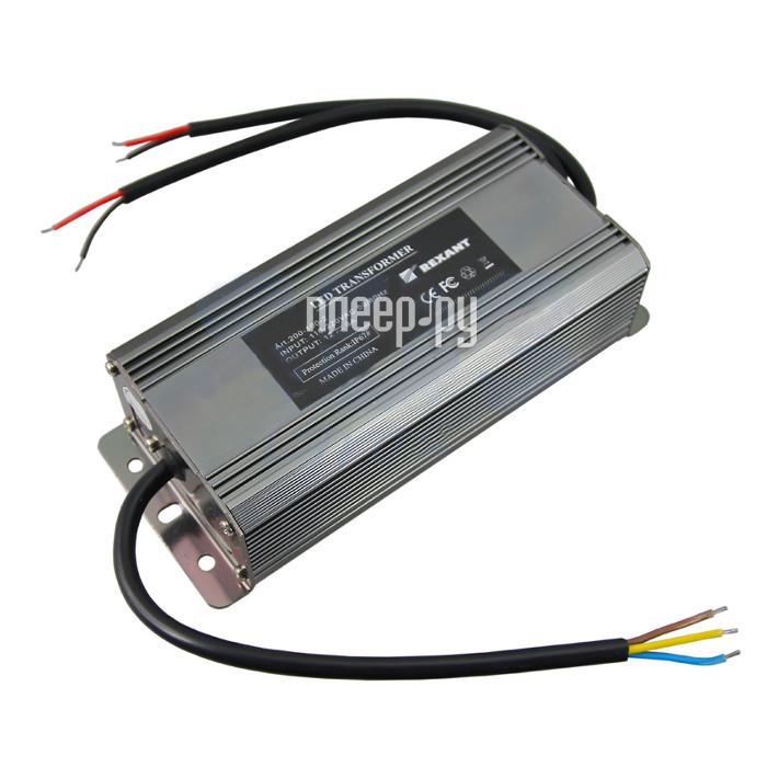 Блок питания Rexant 110-220V AC/12V DC 9А 100W IP67 200-100-2