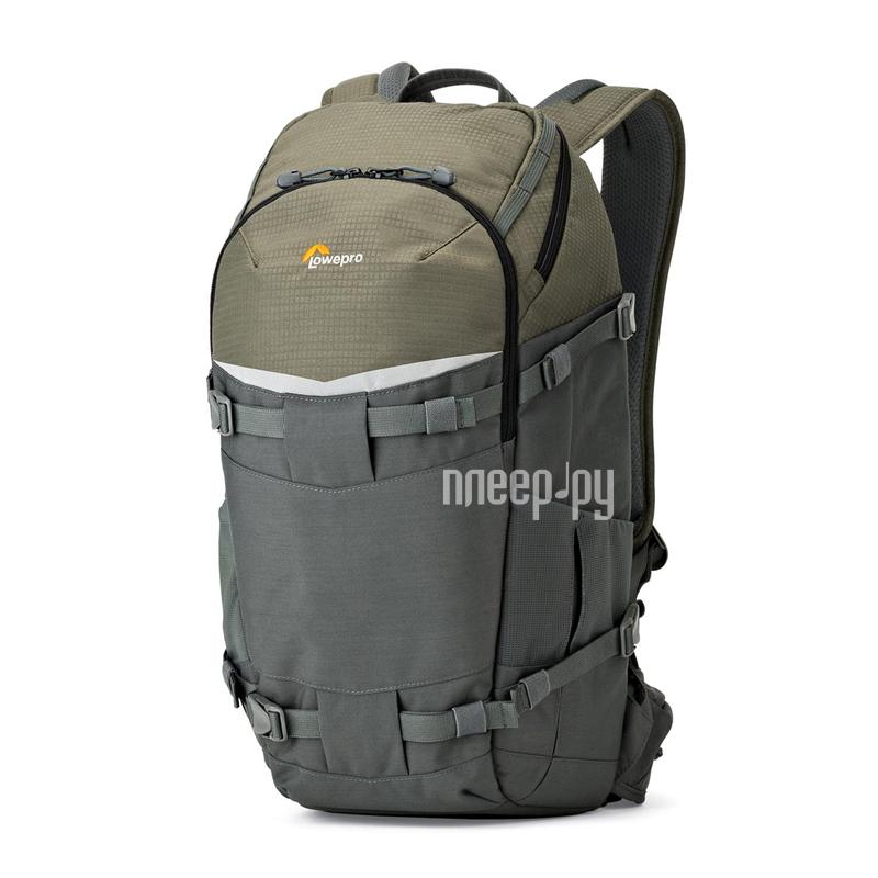 Рюкзак LowePro Flipside Trek BP 350 AW Grey-Dark Green